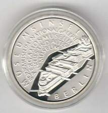 Duitsland 10 euro 2002 A Proof zilver PP: Museumsinsel