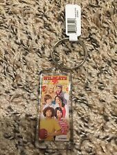 New Disney High School Musical Wildcats Key Chain