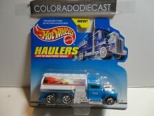Hot Wheels Haulers Blue Pro Comp Engine Coolant Truck
