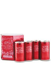 Champagne in a Can!! Sofia Blanc de Blanc 4 packs **Four 187ml Cans**