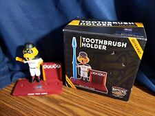 2017 FANG TOOTHBRUSH HOLDER TIMBER RATTLERS BREWERS BOBBLEHEAD SGA NIB