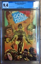 God Hates Astronauts #2 Self Published Ryan Browne CGC 9.4