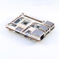 Wood & Clear Acrylic Case for Raspberry Pi 3 Model B & B+ VaultPi