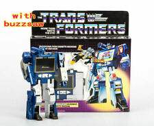 Transformers G1 Soundwave brand new with buzzsaw in stock