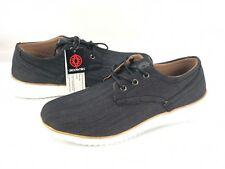 Brand New Mens Akademiks Lounge Shoes Sz 8.5 Black Lightweight Comfortable