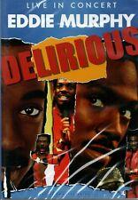 Delirious DVD Eddie Murphy Live in Concert Region 0