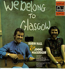 LP Robin Hall & Jimmie MacGregor - We belong to Glasgow