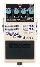 Boss DD-7 Digital Delay Guitar Effects Pedal DD7 New