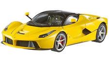 1/18 Hot Wheels La Ferrari F70 LaFerrari Diecast Model Car Elite BCT81 Yellow