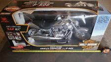 Harley Davidson V-Rod Vrsca radio control 9.6 volt toy motorcycle