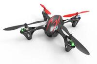 HUBSAN H107C X4 Mini Drone 2.4G 4CH RC Quadcopter W/ HD Camera LED RTF