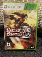 Dynasty Warriors 8 (Xbox 360) - Complete In Box - Tested