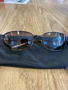 RAY-BAN RB3364 014/51 Sunglasses Italy 62-17mm Brown/Tortoise Frame Brown Lenses