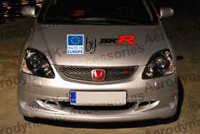Honda civic Mugen style front lip splitter 04 - 05 ep4 ep3 ep2 ep1 type R