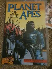 [Adventure] Planet Of The Apes: Book One #7 - Bagged and Unread