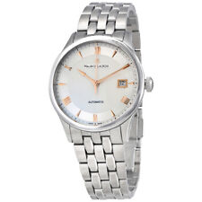 Maurice Lacroix Masterpice Automatic Silver Dial Mens Watch MP6407-SS002-110