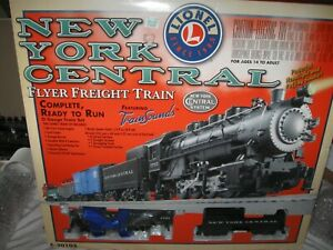 NOS Lionel New York Central Flyer Freight Train Set  #6-30103 NEW SEALED 2009