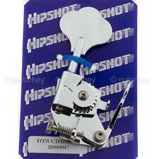 NEW Hipshot BT8 Bass Extender Key for Fender 2008+ American Standard - CHROME