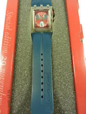 SWATCH-SPECIAL + SUEK 401 ccpack Red Round Lugano + NUOVO/NEW