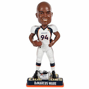DeMarcus Ware Denver Broncos Champions Series - Super Bowl 50 Bobblehead NFL