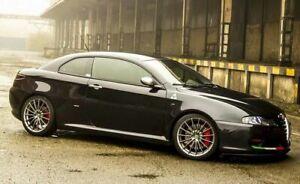 ALFA ROMEO GT TUNED ECU FILE 1.9JTD 3.2 V6 REMAP