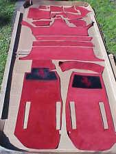 Ferrari 365 Carpets_Floor Mats 365 GTB/4 Daytona Rugs