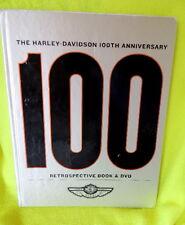 The Harley-Davidson 100th Anniversary Retrospective Book