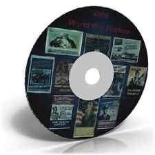 World War 2 Posters on an Art & Craft DVD