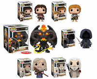Funko POP! Movies ~ LORD OF THE RINGS 6-FIGURE SET ~ Balrog, Frodo, Gandalf+++