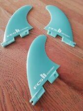 FCS II Performer surfboard fins - Set of 3 - Brand New - FCS2 - Size Medium