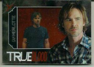 True Blood Premiere Sam Merlotte Shadowbox Card FREE S/H