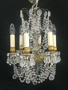 Small French style chandelier