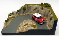 Atlas Editions 1/43 Scale ALD01 - Monte Carlo Rally Mini Diorama