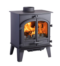 Hunter Lovenholme Traditional Double Wood Multi Fuel Brand New RRP £979.00