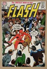 Flash #159 VF+/NM Neal Adams