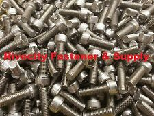 (1) M8-1.25x25mm Socket / Allen Head Cap Screw Stainless Steel 8mm x 25mm