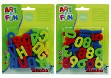 37 Magnetzahlen und/oder 31 Magnetbuchstaben - freie Auswahl
