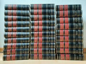 Brockhaus Enzyklopädie 19. Auflage Halbleder 24 Bände + Zusatzbände *NP 3.037€*