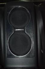 DRY Carbon Trim Fit For 08-15 Nissan R35 GTR Rear Bose Woofer Cover Plain Weave