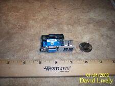 DELL H9838 POWEREDGE 2800 PE2800 VGA/USB PANEL BOARD CN-0H9838