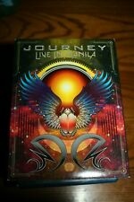 JOURNEY - LIVE IN MANILA - DVD - VERY GOOD CONDITION!!