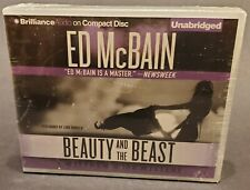 Beauty and the Beast by Ed McBain Factory Sealed New Audiobook 6 CDs