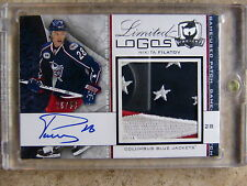 08-09 UD The Cup Limited Logos Rookie RC Auto NIKITA FILATOV /50