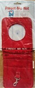 """DOOR HANGER-""""FORGETMENOT""""1x Red Door Hanger for Keys, Glasses, Mail, Mobiles etc"""