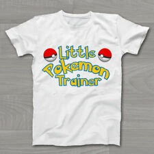 Pokémon Crew Neck T-Shirts & Tops (2-16 Years) for Boys