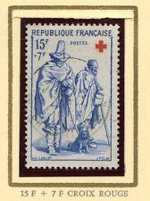 STAMP / TIMBRE DE  FRANCE OBLITERE CROIX ROUGE  N° 1140 JACQUES CALLOT