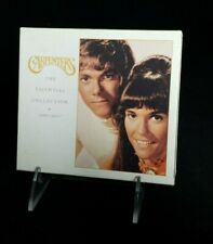 Carpenters - The Essential Collection 1965-1997 (CD) 2002, 4 Discs, A&M