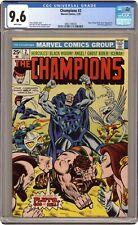 Champions #2 CGC 9.6 1976 3861139018