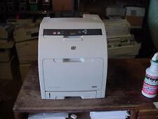 HP Color Laserjet CP3505n  Laser Printer *REFURBISHED warranty & toner