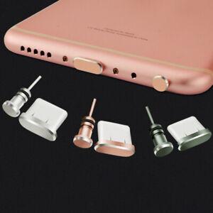 Anti-Staub-Stecker B Typ-C-Anschluss 3,5-mm-Kopfhörerstecker für Huawei SamsungF